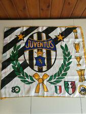 BANDIERA FLAG TIFO STADIO CALCIO FOOTBALL NO SCIARPA JUVENTUS JUVE SCUDETTO n 23