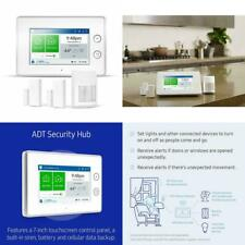 Samsung SmartThings ADT Wireless Home Security Starter Kit with DIY Smart...