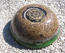 NEW! Orgone - Tachyon energy generator Dome  Christ Consciousness (glowing)