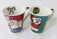 Ursula dodge coffee mug cup ursula's christmas signature housewares