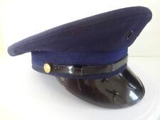 Vintage Police Men's NAVY BLUE Hat Size 7 Kant Krack