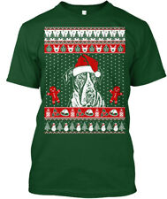 Cool Merry Christmas Great Dane Lover Hanes Tagless Hanes Tagless Tee T-Shirt