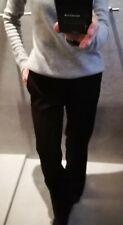 Pantalon droit prune