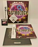Astrology Original Nintendo DS Spiel DSi NDS 2DS 3DS CiB OvP