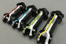 TOSEEK Carbon 3K 7° MTB Road Bike handlebar stems bar Stem 60/70/80/90/100/110mm