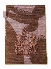 WO1 Regimental Sergeant Major Desert DPM Rank Slide (New Official RSM