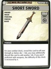 Pathfinder Adventure Card Game - 1x Short Sword - Rise of the Runelords