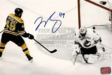 Rich Peverley  Boston Bruins Stanley Cup signed 8x10 B