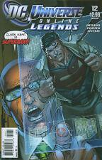 US comic pack DC Universe Online Legends 7-12 DC
