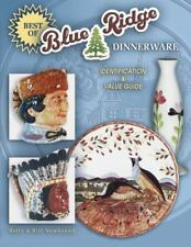 Best of Blue Ridge Dinnerware Identification and Value Guide by Betty Newbound