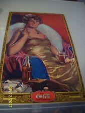 1960'S COCA COLA ADVERTISING BOARD