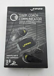 FINIS Swim Coach Communicator  Coach-To-Swimmer Voice Feedback Bluetooth