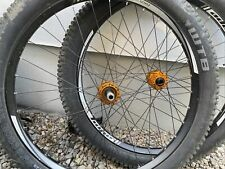 hope Boost wheelset 27.5 Tech 35w/tyres Tubeless