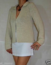 Women Beige Classy Cardigan on studs Principles Size 18