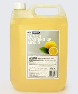 Professional Original Washing Up Liquid Long Lasting Dish Detergent 10L