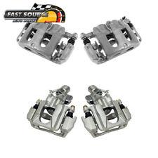 Front + Rear OE Brake Calipers For Ford Explorer Flex Taurus Lincoln MKT