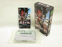 SHINCHO KOKI Kouki Ref/bcc Nobunaga Super Famicom Nintendo sf