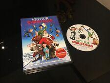 ARTHUR CHRISTMAS DVD OPERACION REGALO