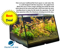 Lifegard Full View Fish Aquarium Tank Only!  (5 Gallon) Sale Free Shipping New