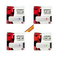 Pendrive Kingston G4 Memoria Pen drive USB 3.0 16/32/64/128GB Unidad Flash Drive