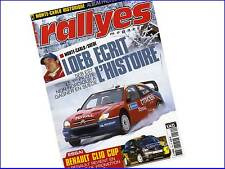 Magazine Rallye Magazine N°134 - Mars 2004