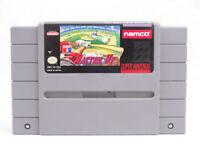 SNES Super Nintendo Super Batter Up Cartridge USA Import