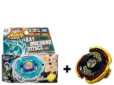 TAKARA TOMY BEYBLADE WBBA GOLD 4D BIG BANG PEGASUS 105RF + BB71 Ray Unicorno USA