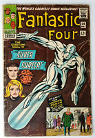 Fantastic Four #50 Silver Age Marvel Comics 1st appearance Wyatt Wingfoot VG-