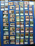 53 Harry Potter Trading Cards  from 2001 + hermione Granger holo card