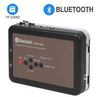 DIGITNOW! Portable Bluetooth Transmitter Cassette Tape to MP3 Converter