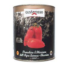 Tomato San Marzano Dop Dell' Agro Sarnese Nocerino Gr. 400 - Gustarosso