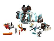New Lego 70226.  Mammoth's Frozen Stronghold.  5 Mini figures Included.