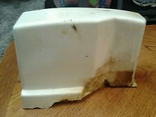WHITE Simplicity 755 450 1691172 Snowblower Belt Cover Pulley Guard 1678699SM