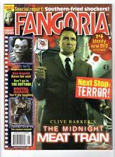 WoW! Fangoria #273 Midnight Meat Train! Cloverfield! The Cottage! BrutalMassacre
