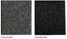 Carpet Tiles - Squares (New) - Black or Grey