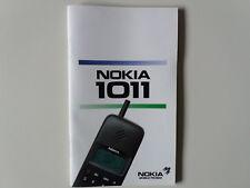 Nokia 1011 Bedienungsanleitung auf Deutsch