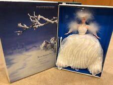 1994 Snow Princess Barbie Enchanted Seasons Collection Limited Edition 11875