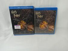 "Harry Potter (Blu-ray) ""2 Disc Special Edition"" choose the movie"