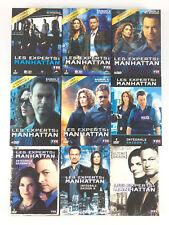 Les Experts Manhattan L'intégrale Saison 1 à 9 Coffret Lot DVD 1 2 3 4 5 6 7 8 9