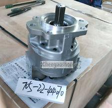 Pilot Gear pump 705-22-44070 for Komatsu Wheel loader WA500-3,WF550 equipme # ZX
