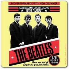 The Beatles - First Gig With Ringo - Drinks Coaster