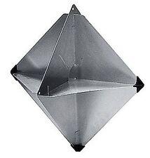 """En aluminium bateau Radar réflecteur octaédrique Type - 12""""/ petite"""