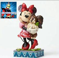 4048657 minnie and fifi statue disney jim shore enesco usa limited