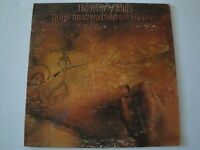 THE MOODY BLUES TO OUR CHILDRENS CHILDRENS CHILDREN VINYL LP 1969 FLOATING EX