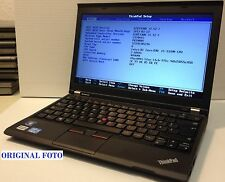 LENOVO THINKPAD X230 Intel Core i5 3.GENERATION/WINDOWS 7/UMTS/8GB-RAM/320GB-HDD