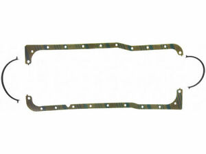 For 1969-1973 Ford Mustang Oil Pan Gasket Set Felpro 59327ZH 1970 1971 1972