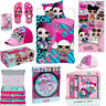 LOL SURPRISE GIFT SET DIGITAL WATCH DIARY PENS STATIONERY DUVET TOWEL CLOCK CAPS