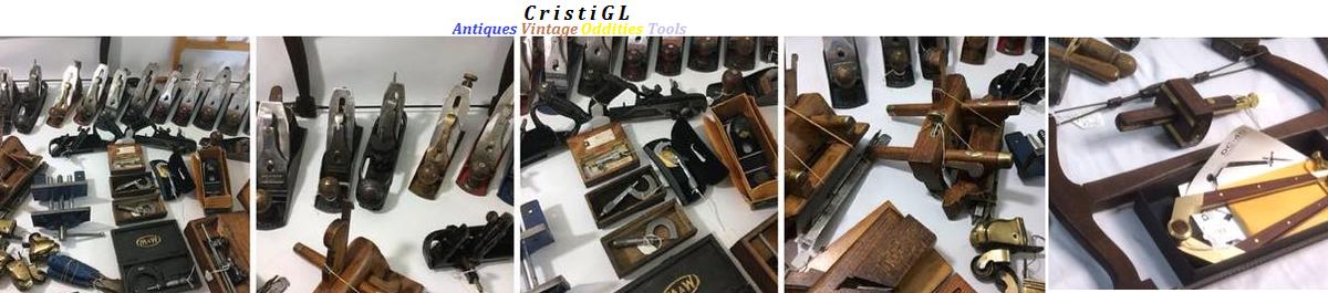 CristiGl Antiques Vintage Tools