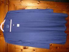Sandwich Dark blue Longline long length Cardigan Size M Medium NEW