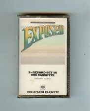 EXPOSED - A CHEAP PEEK AT TODAY'S PROVOCATIVE NEW ROCK - CASSETTE - NEW